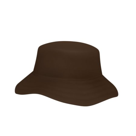 fishing hat cartoon 3d model